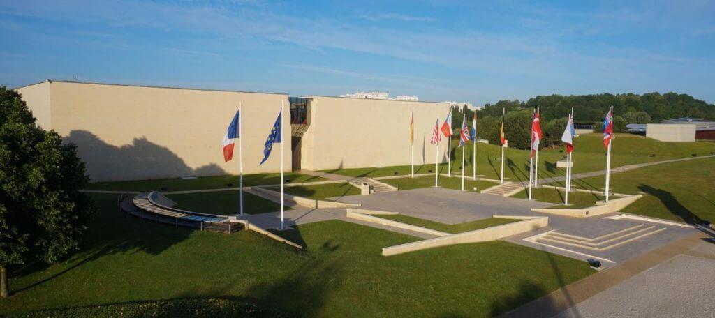 musee memorial de caen