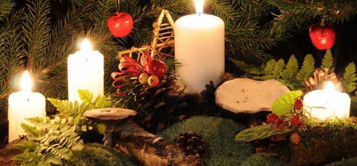 Marché de Noël au Manoir de Douville